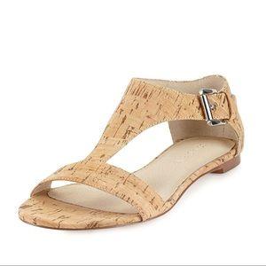 DONALD J. PLINER Tami T-Strap Cork Sandal
